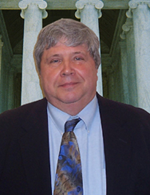 John Bauserman, Sr., member of the CRC's Board of Trustees